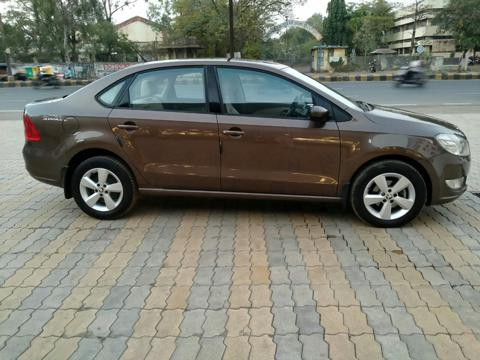 Skoda Rapid Elegance Plus 1.5 TDI AT (2016) in Aurangabad