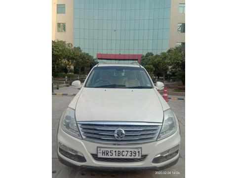 Ssangyong Rexton RX6 MT (2014) in Gurgaon