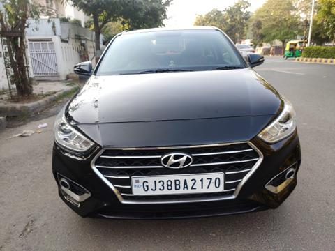 Hyundai Verna Fluidic 1.6 VTVT SX Opt AT (2018) in Ahmedabad