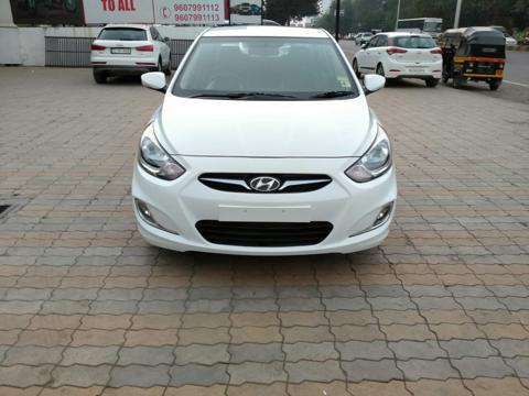Hyundai Verna Fluidic 1.4 CRDI (2011) in Aurangabad