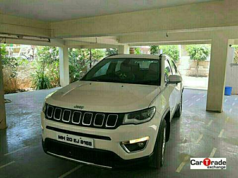Jeep Compass Limited 2.0 Diesel 4x4 (2017) in Aurangabad