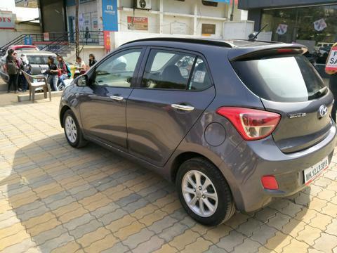 Hyundai Grand i10 Magna 1.2 VTVT Kappa Petrol (2016) in Aurangabad