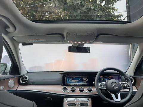 Mercedes Benz E Class E 220d Expression (2019) in Visakhapatnam
