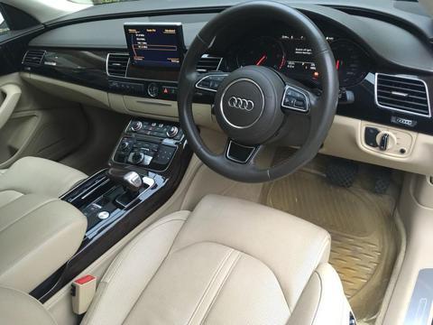 Audi A8 L 3.0 TDI quattro Standard (2015) in Chennai