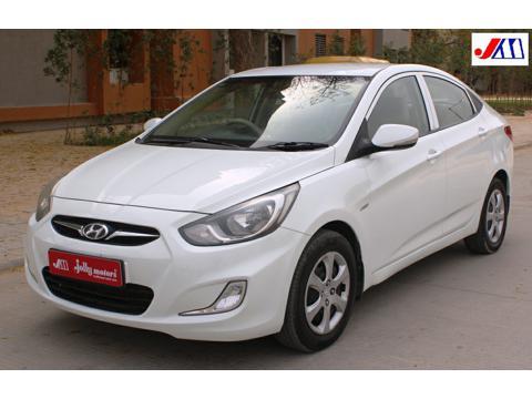 Hyundai Verna 1.6 CRDI EX (2012) in Ahmedabad