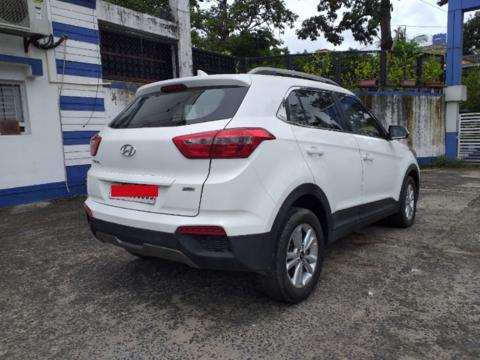 Hyundai Creta S+ 1.4 CRDI (2016) in Siliguri