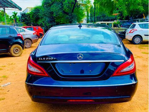 Mercedes Benz CLS 250 CDI (2016) in Hyderabad