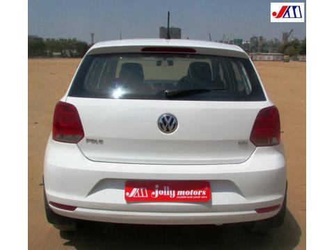 Volkswagen Polo Comfortline 1.5L (D) (2015) in Ahmedabad