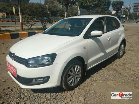 Volkswagen Polo Highline 1.6L (P) (2014) in Khandwa
