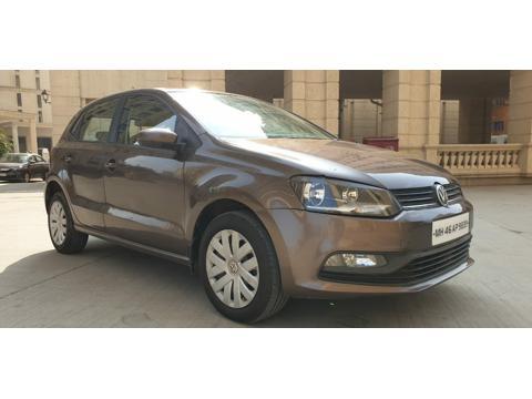 Volkswagen Polo Comfortline 1.2L (P) (2016) in Thane
