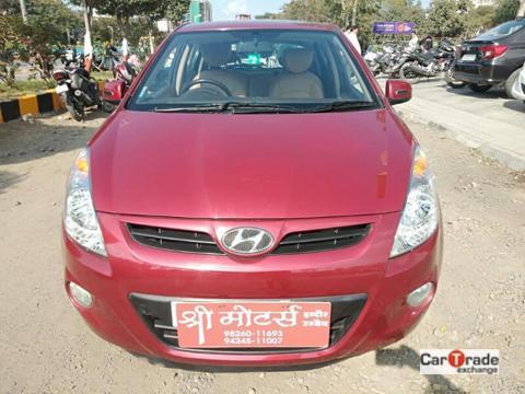 Hyundai i20 Asta 1.4 (O) With Sunroof Dies (2009) in Ujjain