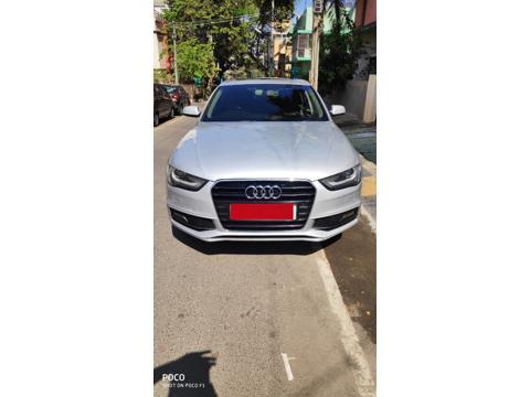 Audi A4 2.0 TDI (143bhp) (2013) in Bangalore