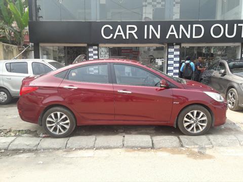 Hyundai Verna Fluidic 1.6 VTVT SX Opt (2014) in Kolkata