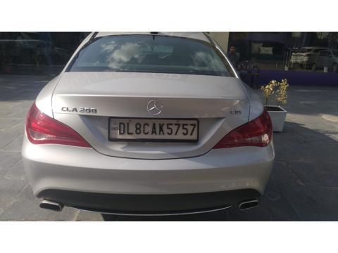 Mercedes Benz CLA Class 200 CDI Sport (2015) in Gurgaon