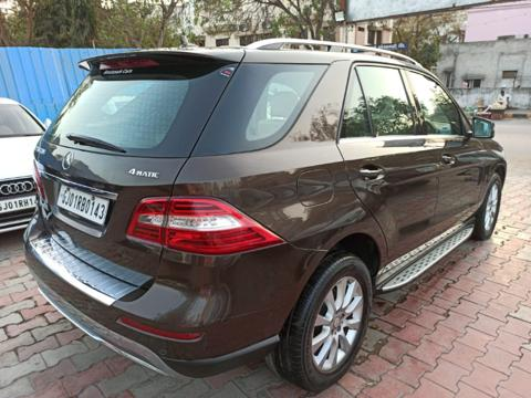 Mercedes Benz M Class ML 250 (2013) in Ahmedabad