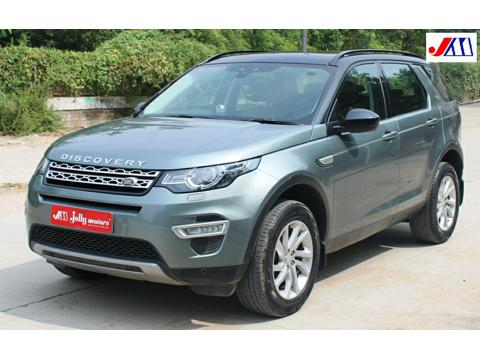 Land Rover Discovery Sport HSE Luxury (2017) in Ahmedabad
