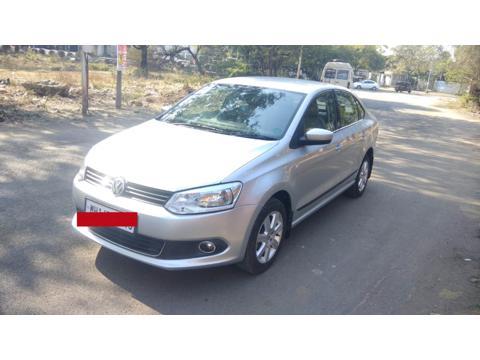 Volkswagen Vento Comfortline Diesel MT (2014) in Pune