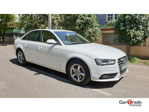 Audi A4 2.0 TDI Premium+ (2013) in Bangalore