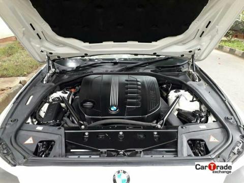 BMW 5 Series 525d Sedan (2010) in Bangalore