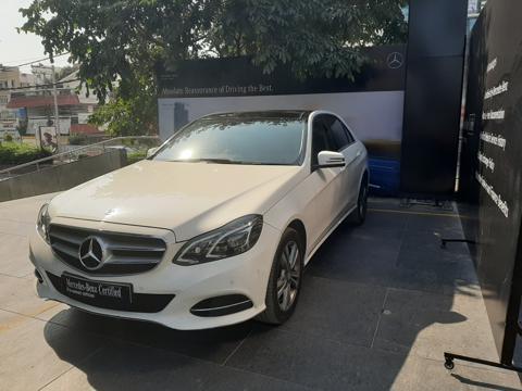 Mercedes Benz E Class E250 CDI Avantgarde (2015) in Visakhapatnam