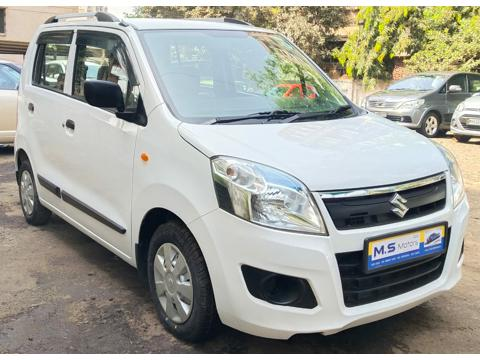 Maruti Suzuki Wagon R 1.0 MC LXI CNG (2015) in Thane