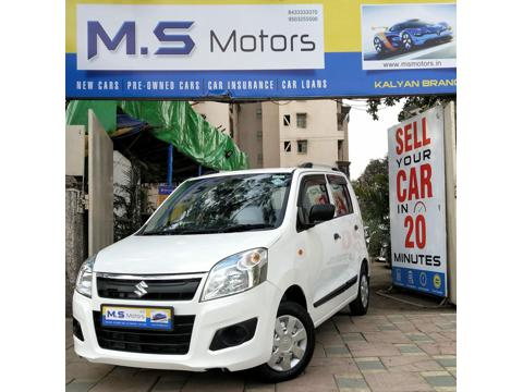Maruti Suzuki Wagon R 1.0 MC LXI CNG (2018) in Thane