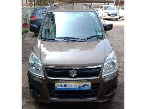 Maruti Suzuki Wagon R 1.0 MC LXI CNG (2017) in Thane