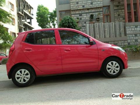Hyundai i10 Sportz 1.2 Kappa (2012) in Bangalore