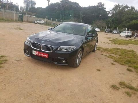 BMW 5 Series 530d Sedan M Sport (2014) in Bangalore