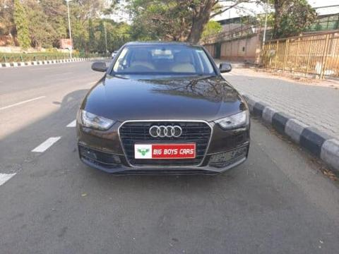 Audi A4 2.0 TDI Premium+ (2014) in Bangalore