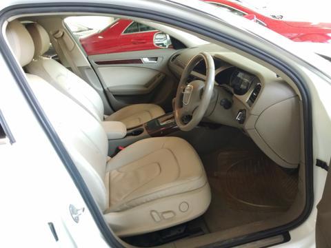 Audi A4 2.0 TDI (143bhp) (2011) in Bangalore