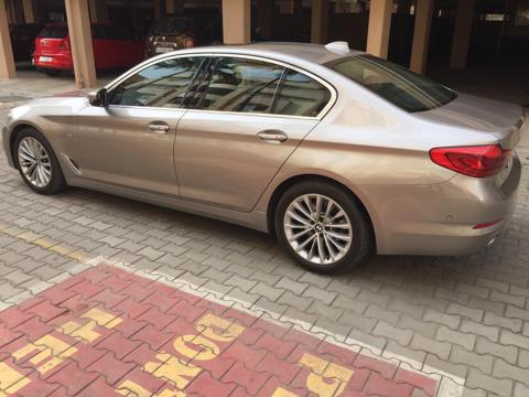 BMW 5 Series 520d Sedan Modern Line (2019) in Bangalore
