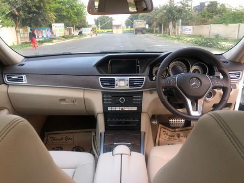 Mercedes Benz E Class E 250 CDI Edition E (2017) in Lucknow