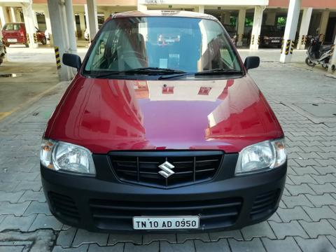 Maruti Suzuki Alto LXI (2011) in Chennai