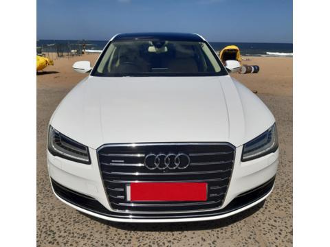 Audi A8 L 3.0 TDI quattro (2014) in Chennai