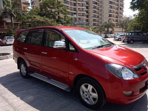 Toyota Innova 2.5 V 7 STR (2008) in Thane
