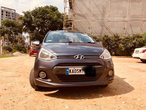 Hyundai i10 Asta 1.2 AT Kappa2 (2015) in Bangalore