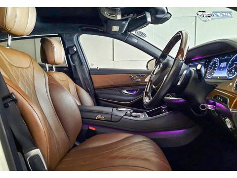 Mercedes Benz S Class S500 Maybach (2016) in Lucknow