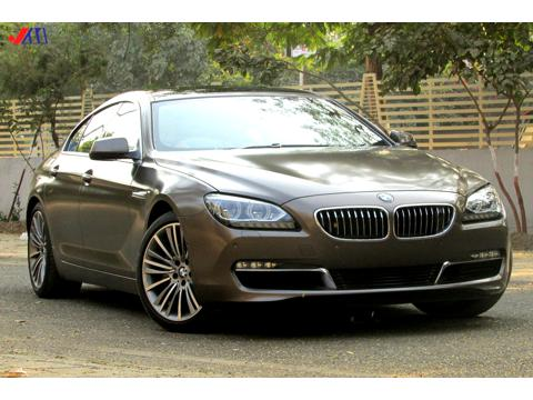 BMW 6 Series 640d Gran Coupe (2014) in Ahmedabad