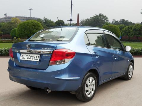 Honda Amaze S MT Diesel (2013) in Ghaziabad