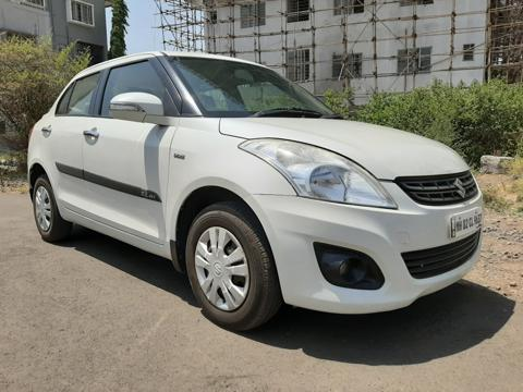 Maruti Suzuki New Swift DZire VDI (2012) in Nashik