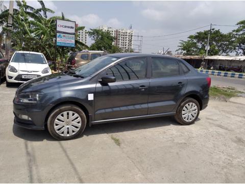 Volkswagen Ameo Comfortline 1.2L (P) (2016) in Kolkata