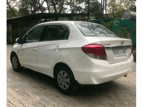 Honda Amaze S MT Petrol (2015) in New Delhi