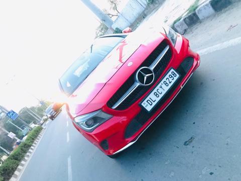 Mercedes Benz CLA Class 200 Petrol Sport (CBU) (2016) in Faridabad