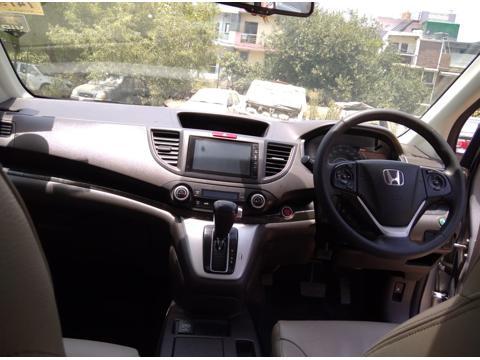 Honda CR V 2.4 AT AVN (2015) in Ghaziabad