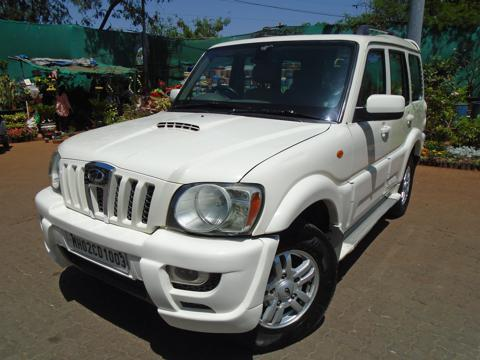 Mahindra Scorpio VLX BS IV (2011) in Mumbai