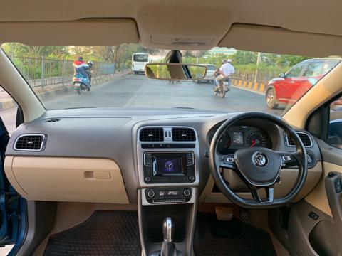 Volkswagen Vento 1.5 TDI Highline AT (2017) in Pune