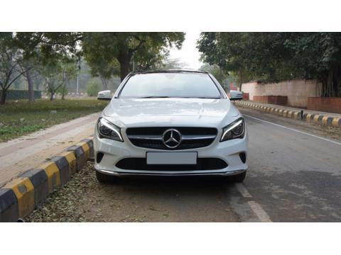 Mercedes Benz CLA Class 200 Sport (2017) in Faridabad
