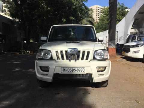 Mahindra Scorpio VLX 4WD AT BS IV (2013) in Mumbai