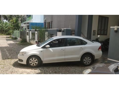 Volkswagen Vento 1.6L MT Comfortline Diesel (2012) in Trivandrum